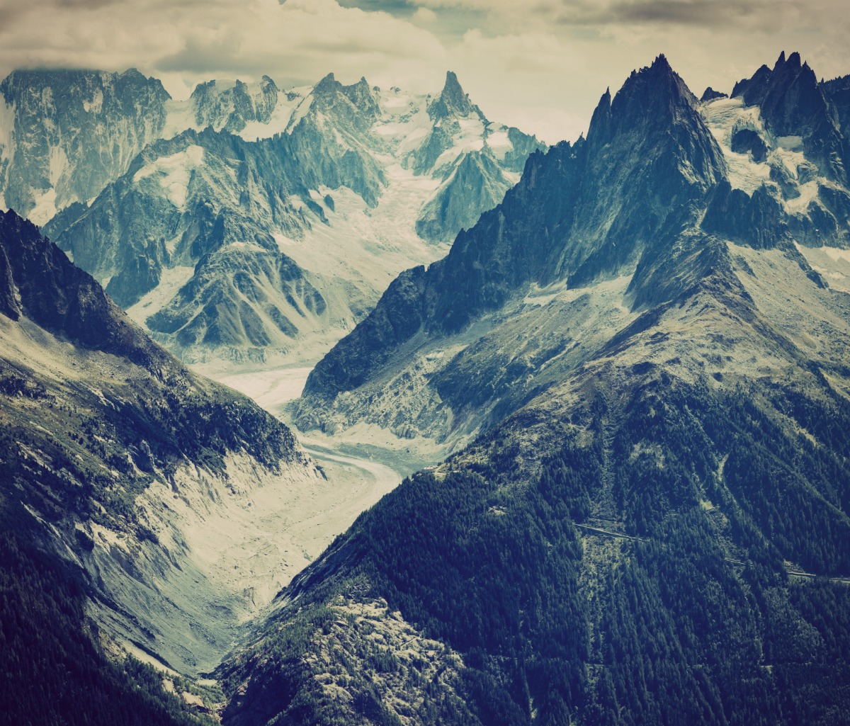 montanhas da vida